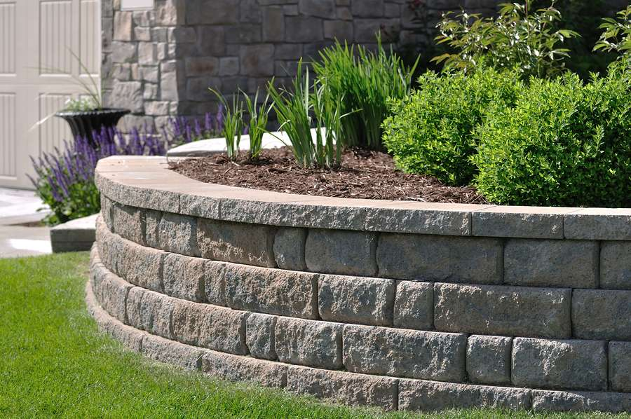 Why choose a segmented retaining wall?